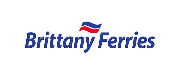 Brittany Ferries large logo