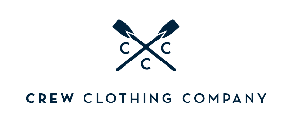 Crew Clothing large logo