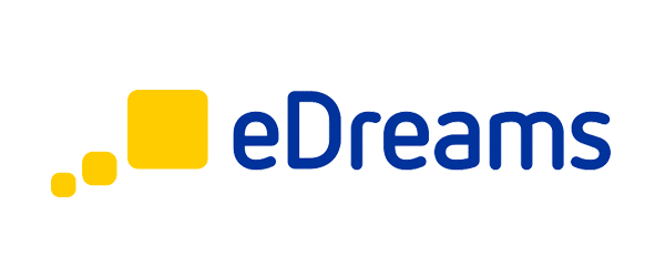 eDreams large logo
