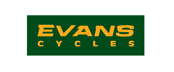 evans cycles large logo