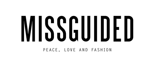 missguided large logo