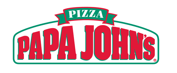 papa johns large logo