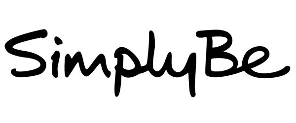 simply be large logo