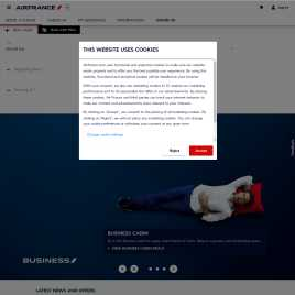 airfrance.co.uk preview