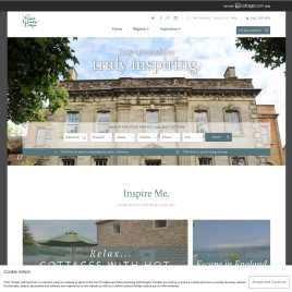 english-country-cottages.co.uk preview