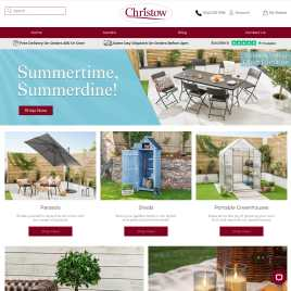 christowhome.co.uk preview