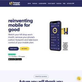 honestmobile.co.uk preview