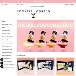 cocktailcrates.co.uk preview