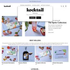 kocktail.co.uk preview