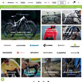 cyclesolutions.co.uk preview