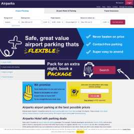 airparks.co.uk preview
