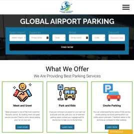 airportparkingglobalservices.co.uk preview