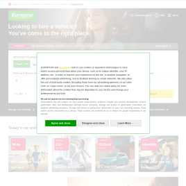 europcar.co.uk preview