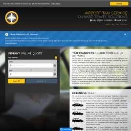 airporttaxis-uk.co.uk preview