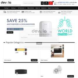 devola.co.uk preview