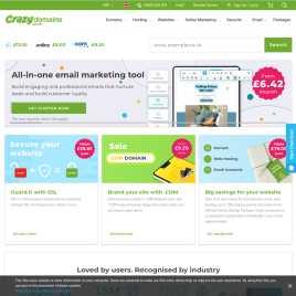 crazydomains.co.uk preview