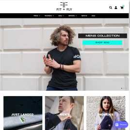 fitnfly.co.uk preview