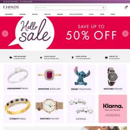 fhinds.co.uk preview