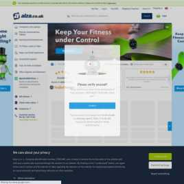alza.co.uk preview