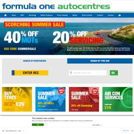 f1autocentres.co.uk preview
