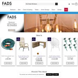 fads.co.uk preview