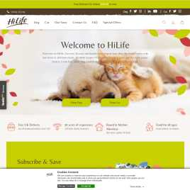 hilifepet.co.uk preview