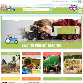 farmtoysonline.co.uk preview