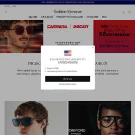 fashioneyewear.co.uk preview