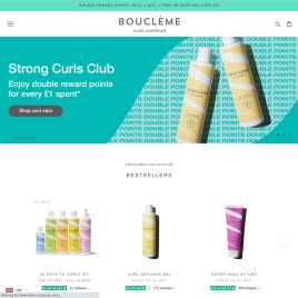 boucleme.co.uk preview