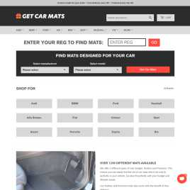 getcarmats.co.uk preview