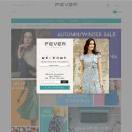 feverdesigns.co.uk preview