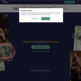 findmypast.co.uk preview