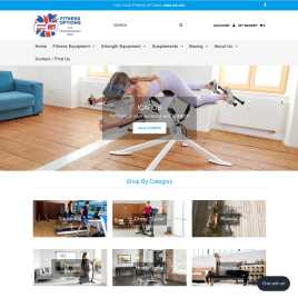 fitnessoptions.co.uk preview