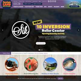 flamingoland.co.uk preview