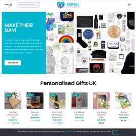 foryougifts.co.uk preview