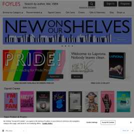 foyles.co.uk preview