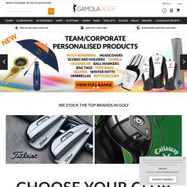 gamolagolf.co.uk preview