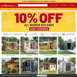 gardenbuildingsdirect.co.uk preview
