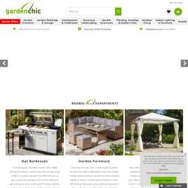 gardenchic.co.uk preview