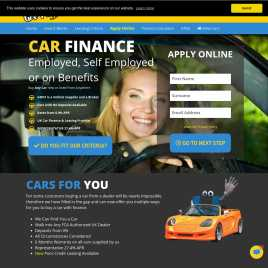 getmecarfinance.co.uk preview