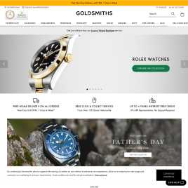 goldsmiths.co.uk preview