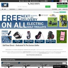 golfgeardirect.co.uk preview