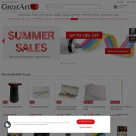 greatart.co.uk preview