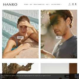 hanro.co.uk preview