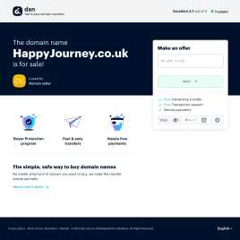 happyjourney.co.uk preview