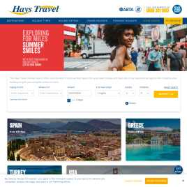 haystravel.co.uk preview