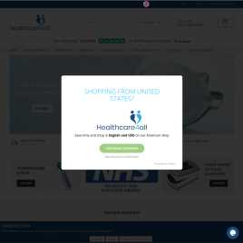 healthcare4all.co.uk preview