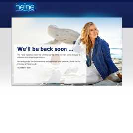 heine.co.uk preview