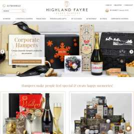 highlandfayre.co.uk preview