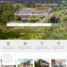 holidaycottages.co.uk preview